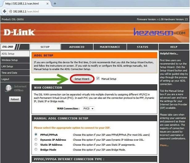 در این ص�... D'link Router Password Setup